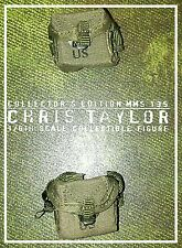 1/6 Hot Toys Platoon Chris Taylor MMS135 Ammo Pouches (2)  **US Seller**