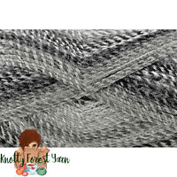 Major Bulky Universal Yarn GRAPHITE Acrylic #5 Bulky Weight 393yd 200gr Gray