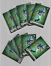 Lot of 10 2018 Saquon Barkley Panini Rookie Cards RC New York Giants Penn State