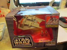 Star Wars Action Fleet Micro Machines Rebel Snowspeeder 1996 NIB