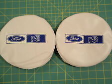 FORD RS FOG LAMP LIGHT COVERS Cibie AVO MEXICO,RS 2000,1600,1800 Harrier BDA (rc