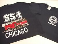 Chicago Fire Department Snorkel Squad 1 Shirt