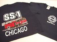 Chicago Fire Department Snorkel Squad 1 Shirt
