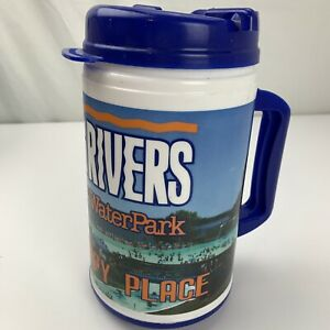 Raging River Water Park My Happy Place Travel Cup Whirley