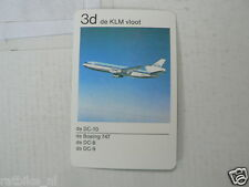 65-KLM AIRPLANE 3D DE DC-10 AIRPLANE DE VLOOT