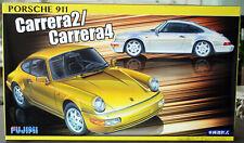 1988 Porsche Carrera 2 / 4 (964) 1:24 Fujimi 126463