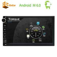 Android GPS Stereo MP5 Player 2 Din Autoradio WiFi 4G RDS Touch Screen Bluetooth