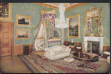 Berkshire Postcard - State Bedroom, The State Apartments, Windsor Castle  B298