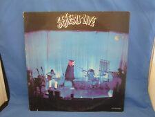 GENESIS - LIVE CHARISMA LABEL RECORD ALBUM LP 33 VINTAGE 1974 CAS 1668