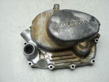 Honda XL125 XL 125 #5083 Engine Side Cover / Clutch Cover (C)