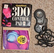 Goldstar Panasonic 3do Control Pad Complete in Box Controller