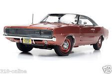 1968 Dodge Charger R/T Hard Top-Hemmings Muscle Machines 426 Hemi model