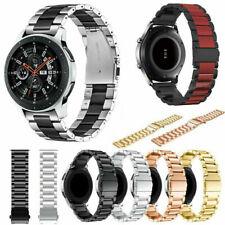 Correa de acero inoxidable reloj banda de Metal para Samsung Galaxy S3 Reloj 42/46mm Gear