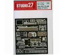 Studio27 FP2472 1:24 JEEP WILLYS MB Upgrade Parts Detail Up