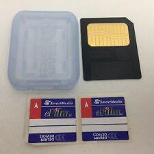 Smartmedia 8Mb Memory Card For Fuji Finepix Olympus Digital Cameras 8 Mb