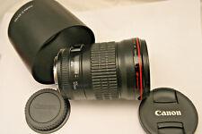 135 mm Canon EF F/2 USM Lente L EF
