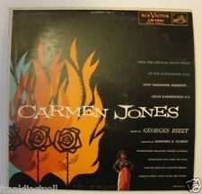 Carmen Jones Soundtrack – RCA Victor L-1881 Marilyn Horne