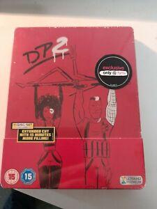 DEADPOOL 2  - (STEELBOOK EXCLUSIVE) (4K ULTRA + BLU RAY) (4 DISC) BARGAIN!!