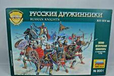 ZVEZDA RUSSIAN KNIGHTS 1/72 REF. 8001