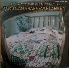 J.D. Crowe And The New South ‎– You Can Share My Blanket 1978 LP Vinyl Record