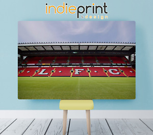 LIVERPOOL FC ANFIELD WALL CANVAS   38MM WOOD FRAME   LARGE SIZES