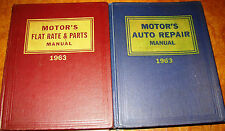 1955-63 56 57 58 59 60 61 62 CHEVY FORD OLDS CADILLAC Buick Packard SHOP MANUAL