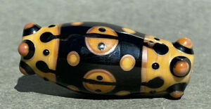 Handmade Lampwork Focal Bead ~ Black Forest ~ By Soul Of Glass SRA