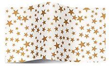 Gold Stars Tissue Paper Acid Free Gift Wrap Sheets 35x45cm - Wedding / Christmas