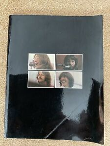 THE BEATLES GET BACK BOOK from UK LET IT BE BOX SET, FULLY INTACT EXAMPLE