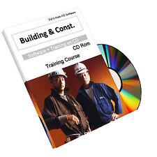 Building Construction Home House DIY DesignTraining Course Guide Manual Book