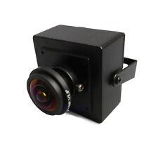 Hd Fish eye 1.7mm 720P 1.0Mp Mini Poe Ip Camera Network P2P Onvif No Ir led