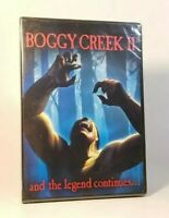 Boggy Creek II 2 and the Legend Continues, DVD 2005 New Factory Sealed Mint Rare
