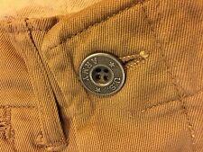 WWII 1930s 1940s Original USMC ARMY Button Chino Denim Jacket Work Pants Lot USN