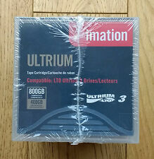 5 x Imation Ultrium 3 LTO3 800GB Data Cartridges Tapes - New, sealed pack