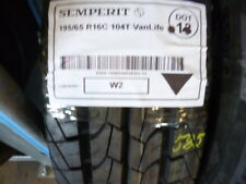 1x pneus d'été Semperit 195/65 r16c 104 T VanLife dot13 - 10 mm