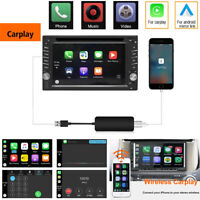 CarPlay Wireless Bluetooth Link Adapter Dongle Car Android Stereo Navi Unit