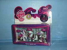 My Little Pony Famous Friends Set RARITY PHOTO FINISH HOITY TOITY HASBRO