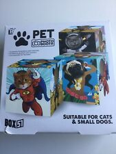 Paladone Pet Photo Booth, Small Dogs, Cats, Novelty, Cube, Gift, Animal Lovers