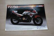 196891) Yamaha FZ 750 Prospekt 198?
