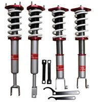 TRUHART StreetPlus Coilover Kit for Nissan 03-07 350Z+Infiniti 03-07 G35 TH-N806
