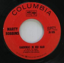 Country 45 Marty Robbins - Gardenias In Her Hair / In The Valley Of The Rio Gran
