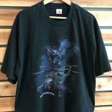 VTG 90s Sophos MH-60 Pave Mohawk Helicopter SINGLE STITCH Military T Shirt 3XL