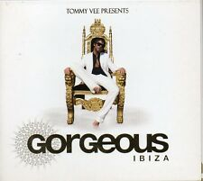 TOMMY VEE PRESENTS : GORGEOUS IBIZA - CD (COME NUOVO) DIGIPACK