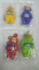 Avon Teletubbies Plush with Clip - All 4 Sealed