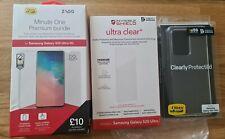 Otterbox case & Screen minute one Bundle for Samsung Galaxy S20 Ultra 5G BNIB
