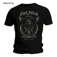 Official T Shirt BLACK SABBATH The End World Tour MUSHROOM Cloud All Sizes
