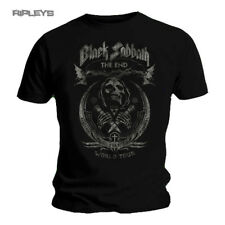 Official T Shirt BLACK SABBATH The End World Tour MUSHROOM Cloud All Sizes