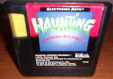 Haunting Starring Polterguy (Sega Genesis, 1993) Cartridge Only!