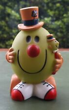 1976 MR. MEN Rubber Squeeze Toy. MR. FUNNY. Roger Hargreaves Tommee Design. HK