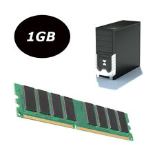 1GB DDR 333 PC2700 184 PINS LOW DENSITY DESKTOP PC DIMM MEMORY RAM Fit Intel